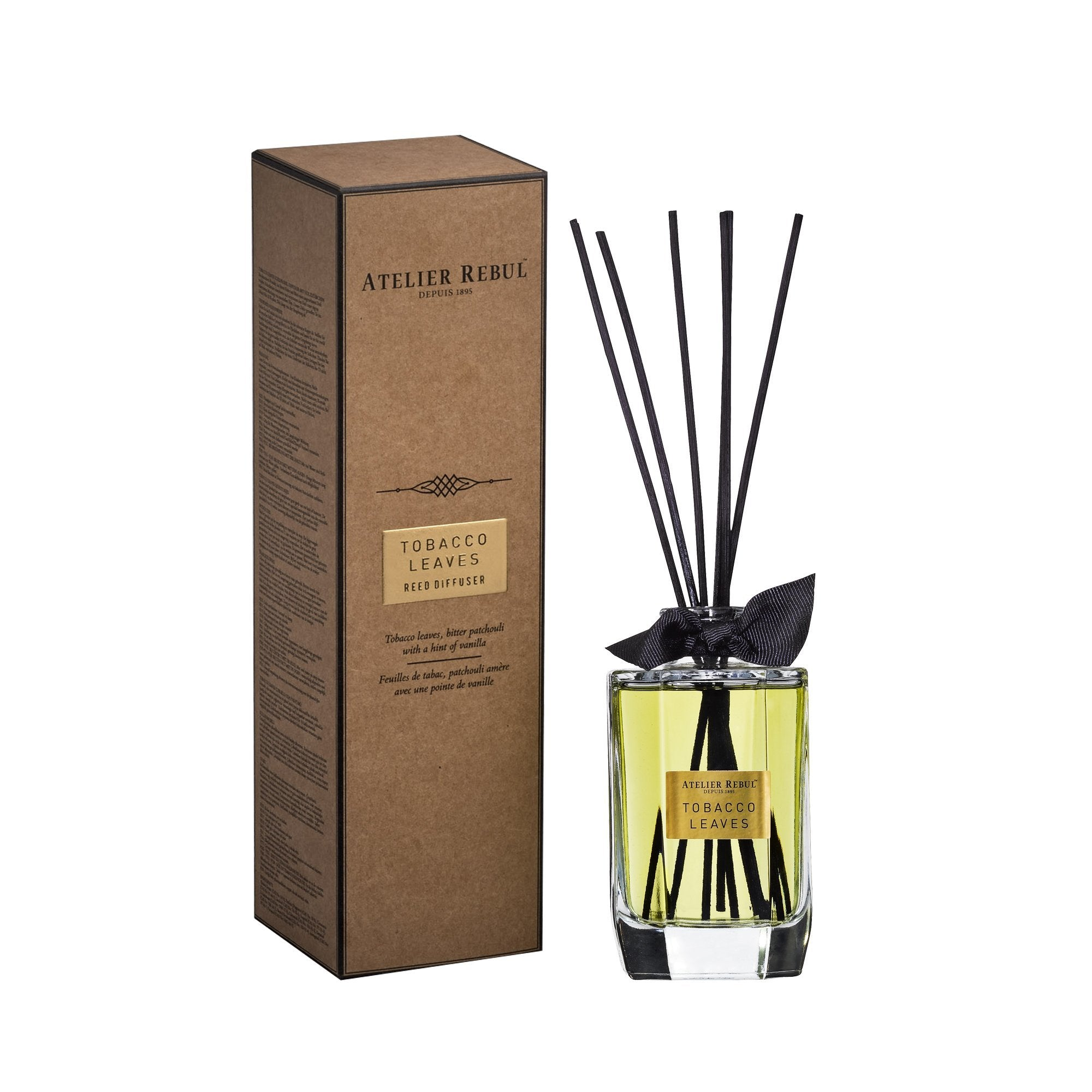TOBACCO LEAVES - Reed Diffuser