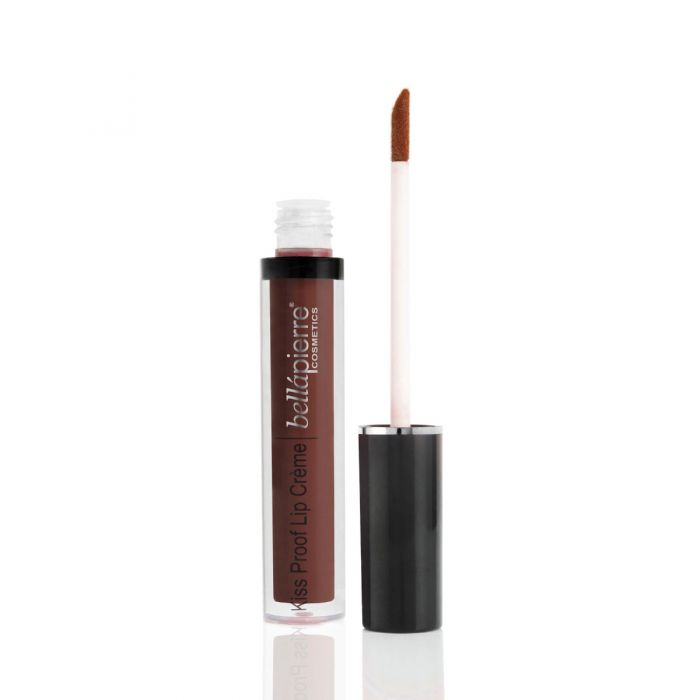 Kiss Proof Lip Crème - BROWN SHELL