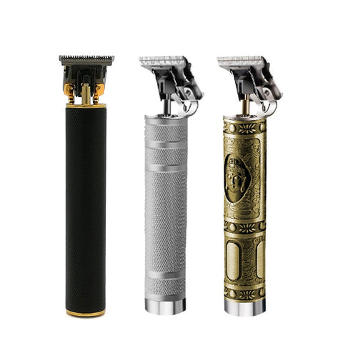 Rechargeable T-blade Chordless Electric Hair Trimmer - JUSTYOSTORE.COM