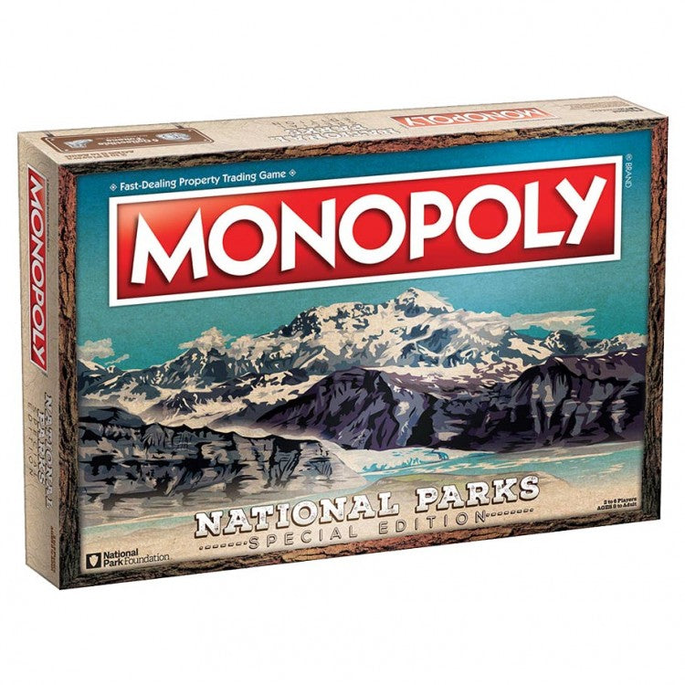 Monopoly: National Parks | All About Games