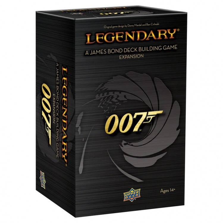 Legendary: James Bond Expansion | All About Games