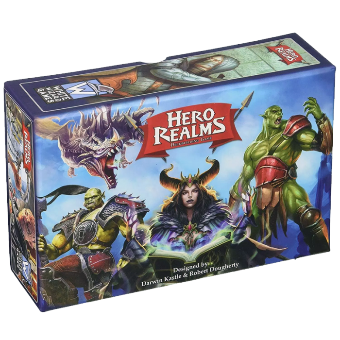 Hero Realms | All About Games