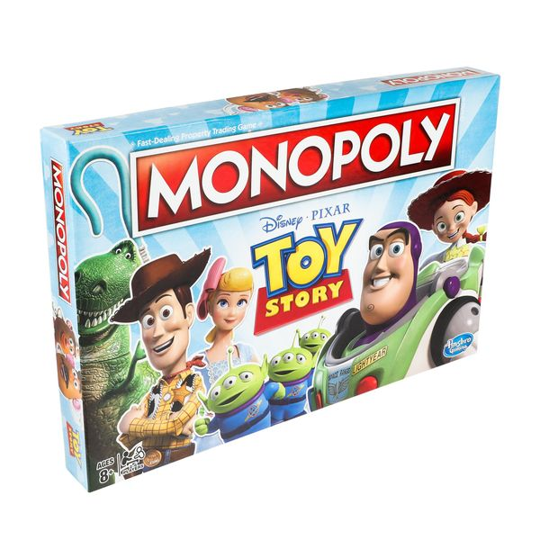 Monoply Toy Story | All About Games