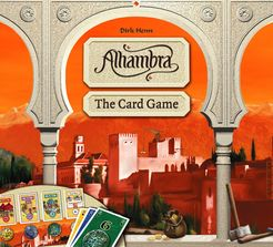 Alhambra The Card Game | All About Games