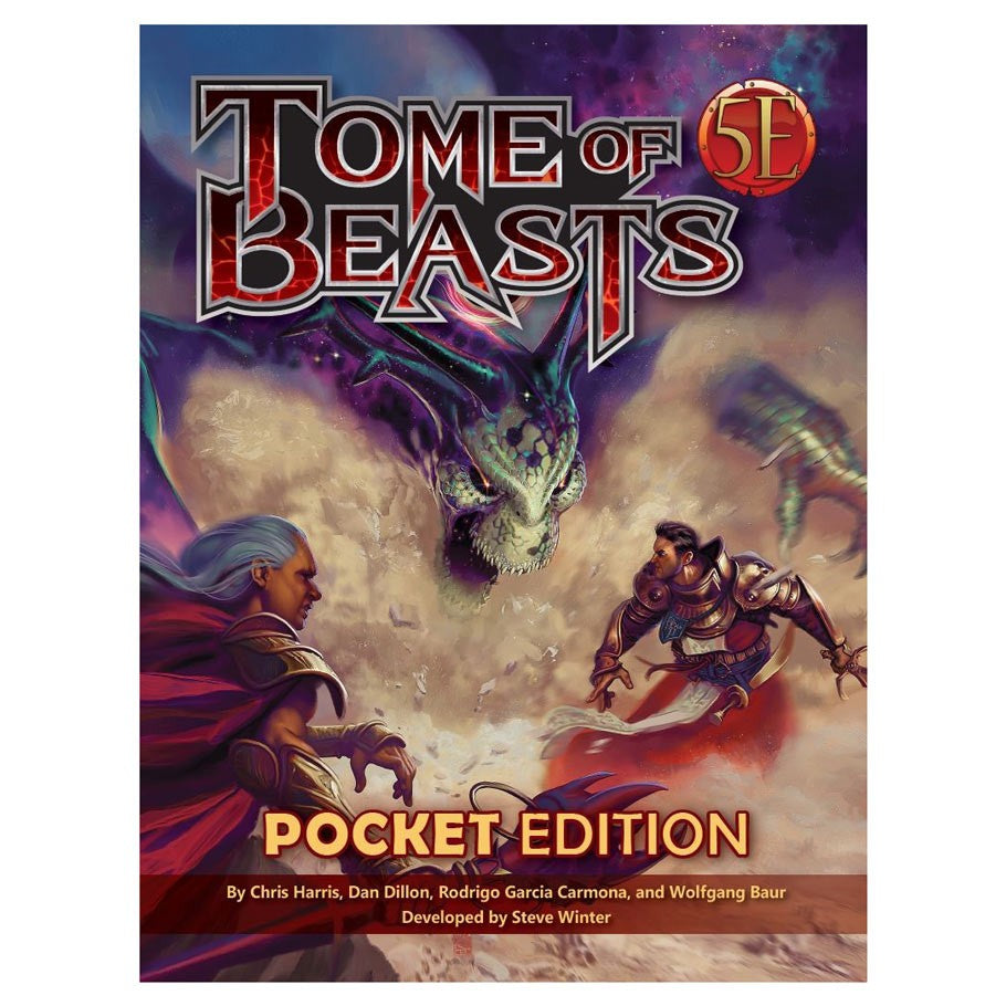 Tome of Beasts PE | All About Games