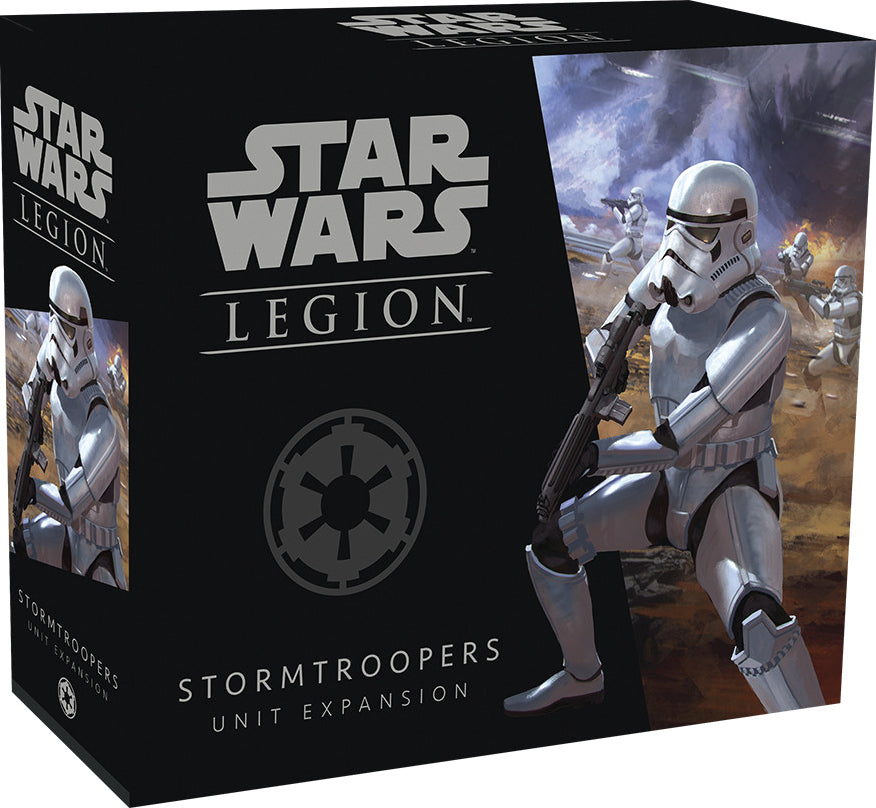 Star Wars: Legion - Stormtroopers Unit Expansion | All About Games