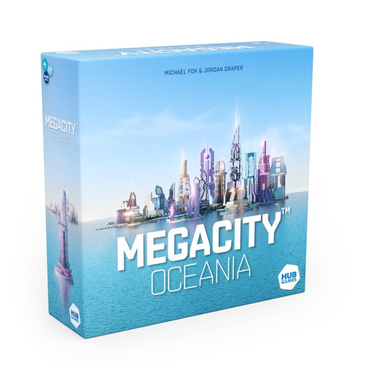 Megacity: Oceania | All About Games