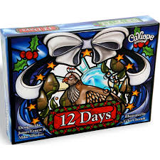 12 Days Boxed Edition | All About Games