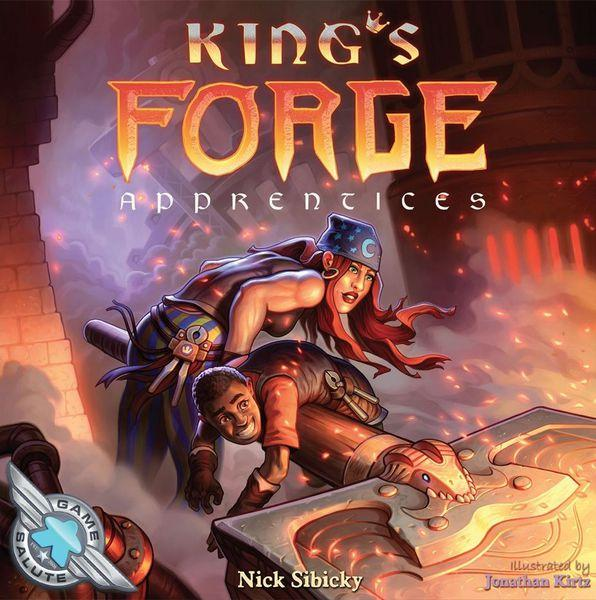 King's Forge: Apprentices | All About Games