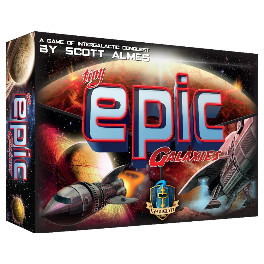Tiny Epic Galaxies | All About Games