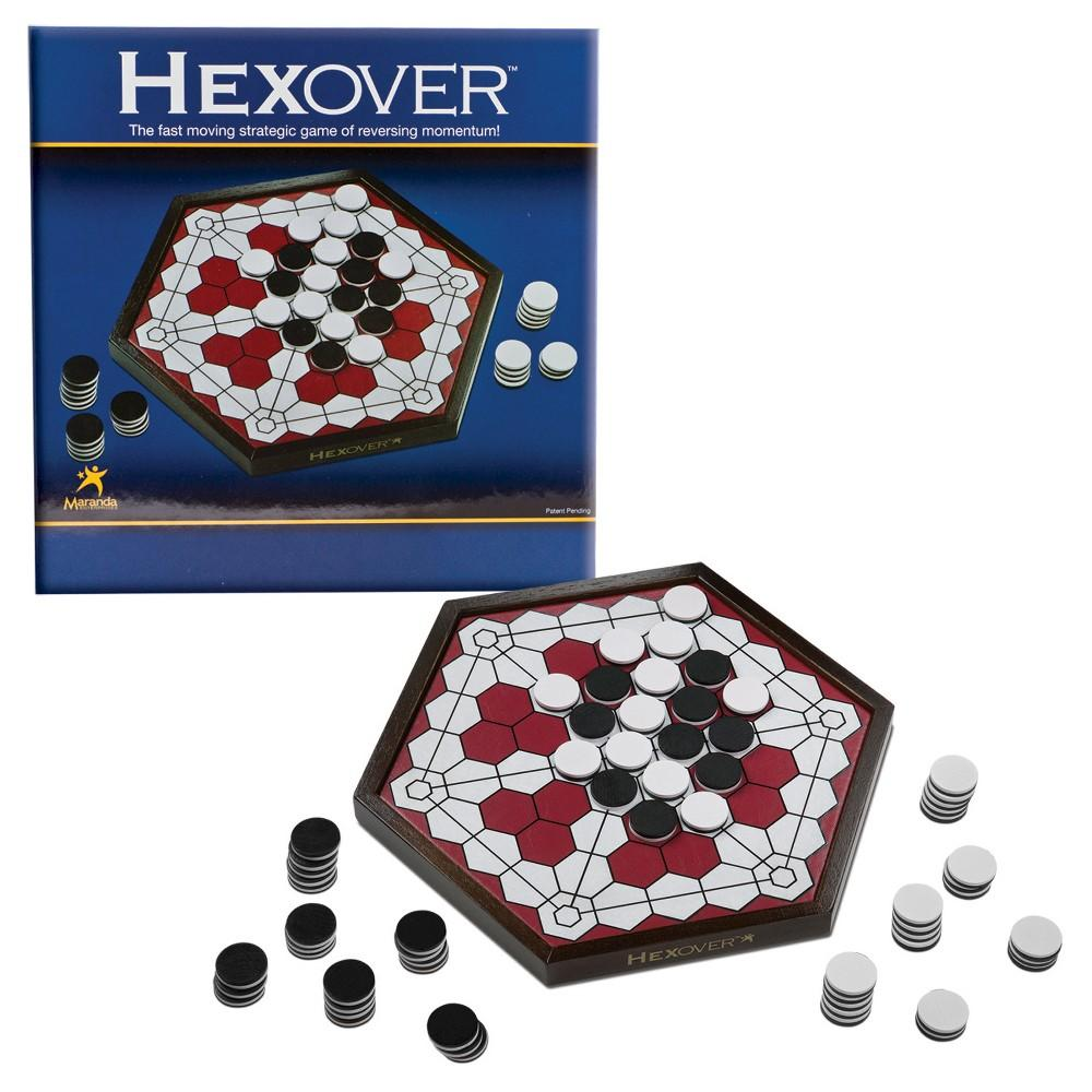 Hexover | All About Games