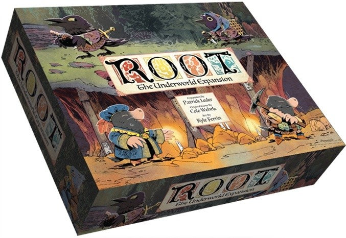 Root: The Underworld Expansion | All About Games