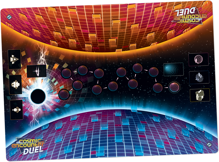 Cosmic Encounter: Duel Playmat | All About Games