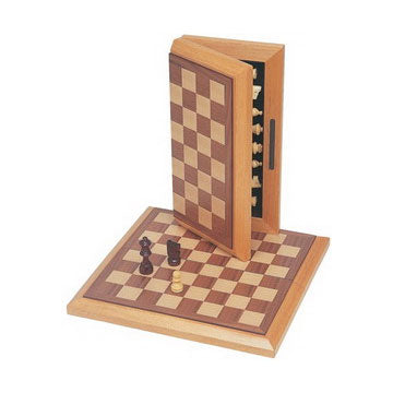 "Chess 12"" Wooden 