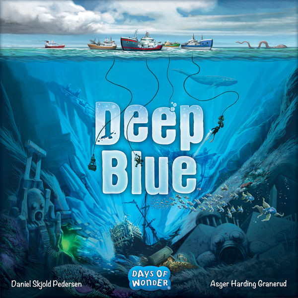 Deep Blue | All About Games
