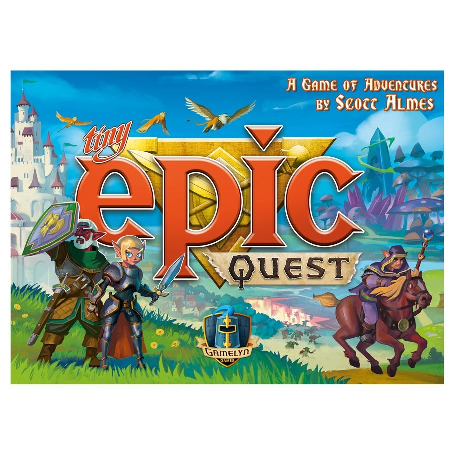 Tiny Epic Quest | All About Games