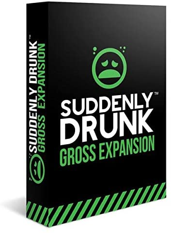 Suddenly Drunk: Gross Expansion | All About Games