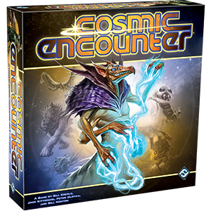 Cosmic Encounter | All About Games