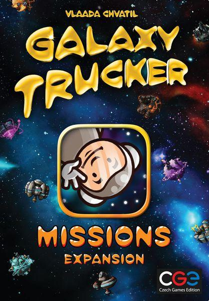 Galaxy Trucker: Missions | All About Games