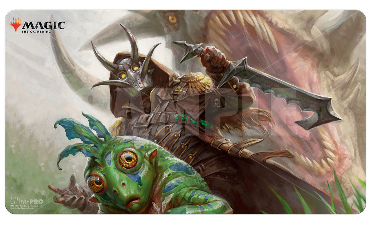 Ultra Pro Play Mat Magic the Gathering Ikoria V1 | All About Games