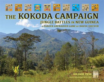 Panzer Grenadier: The Kokoda Campaign | All About Games