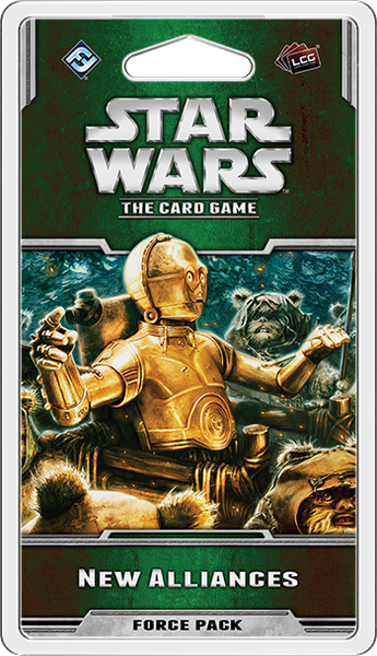 Star Wars: The Card Game – New Alliances | All About Games