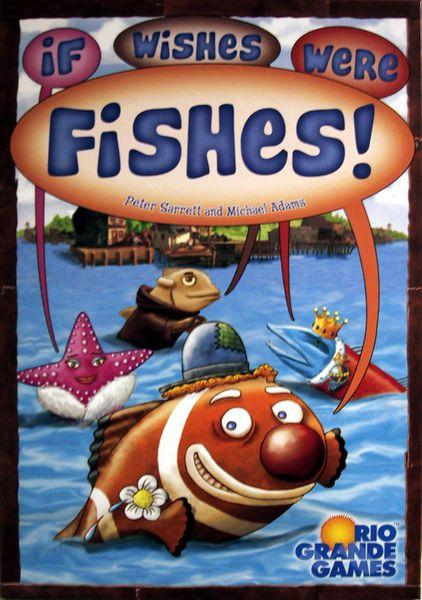 If Wishes Were Fishes! | All About Games
