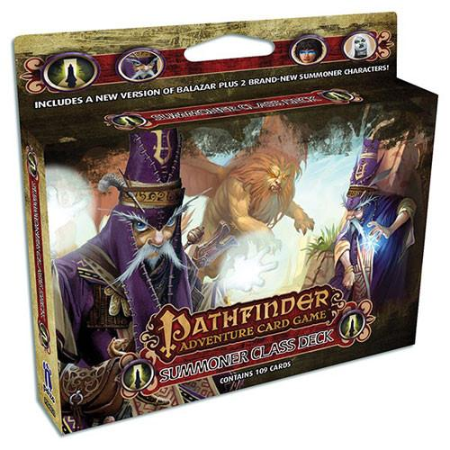 Pathfinder Adventure Card Game: Summoner Class Deck | All About Games
