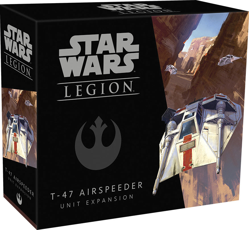 Star Wars: Legion - T-47 Airspeeder Unit Expansion | All About Games