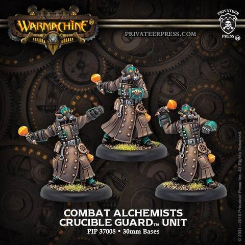 Golden Crucible - Combat Alchemist Unit | All About Games