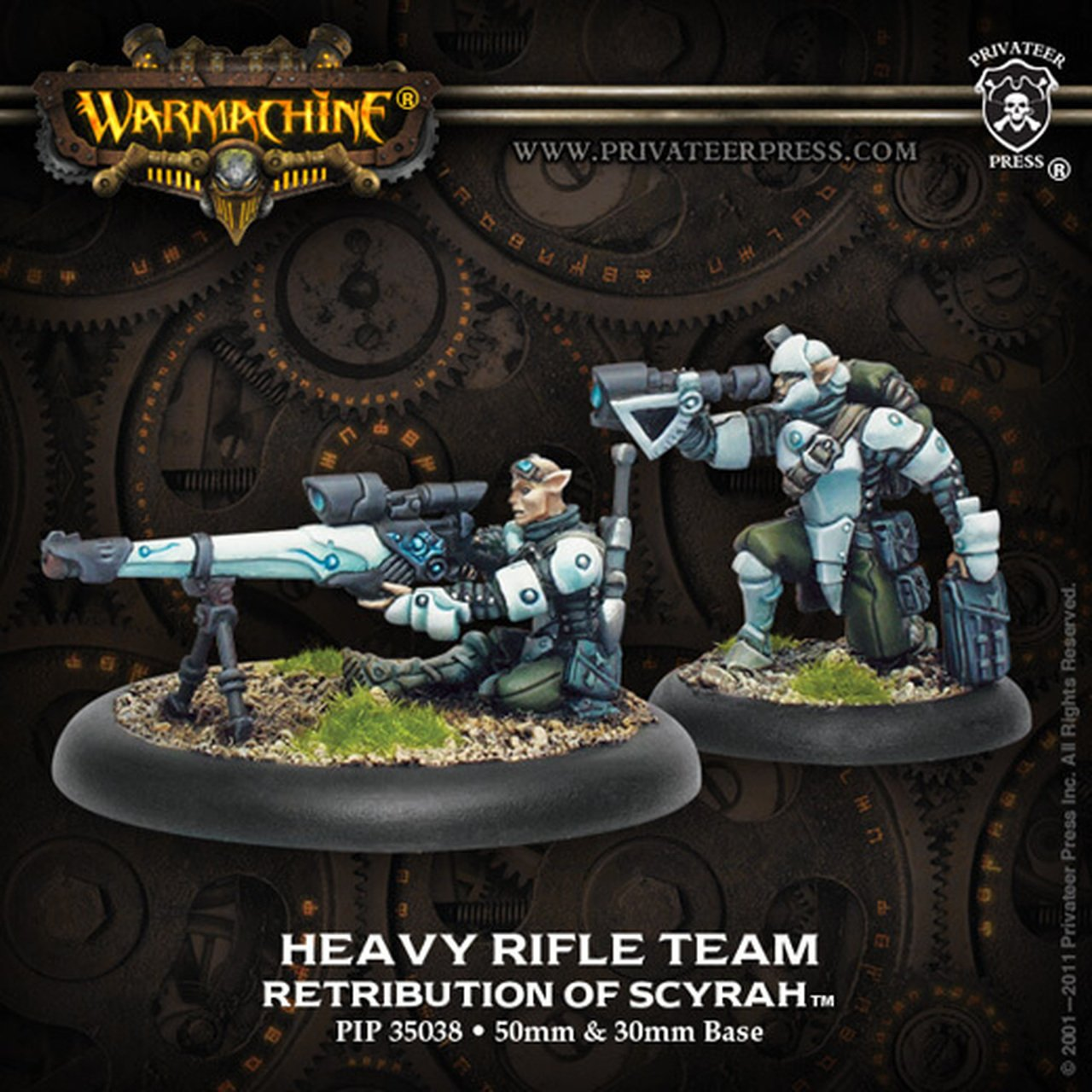 Retrubution of Scyrah - Heavy Rifle Team Houseguard Weapon Crew | All About Games