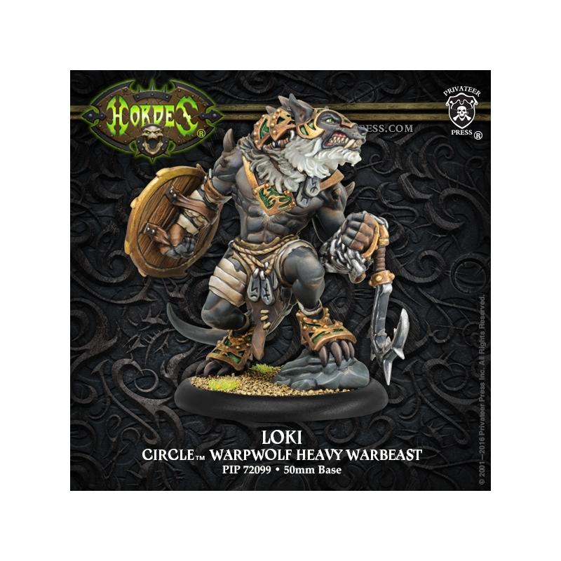 Circel Orboros - Loki Character Warbeast | All About Games
