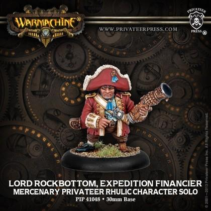 Mercenaries - Lord Rockbottom, Expedition Financier Privateer Rhulic Character Solo | All About Games