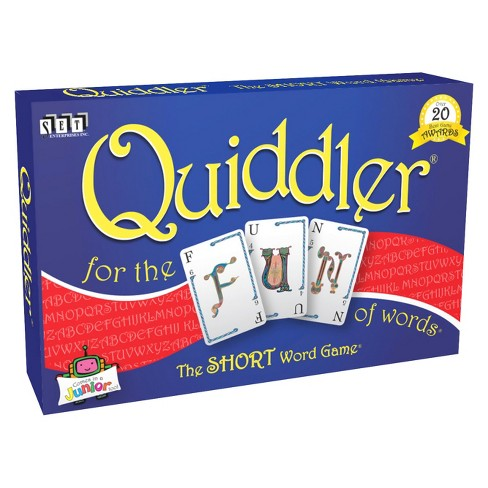 Quiddler | All About Games