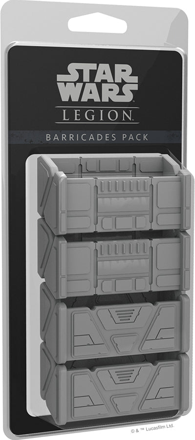 Star Wars: Legion - Barricades Pack | All About Games