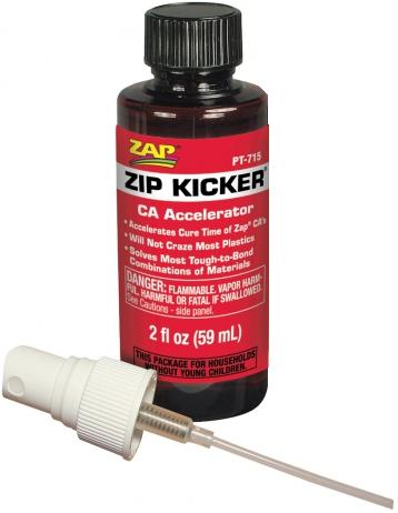 Zip Kicker 2oz Bottle | All About Games