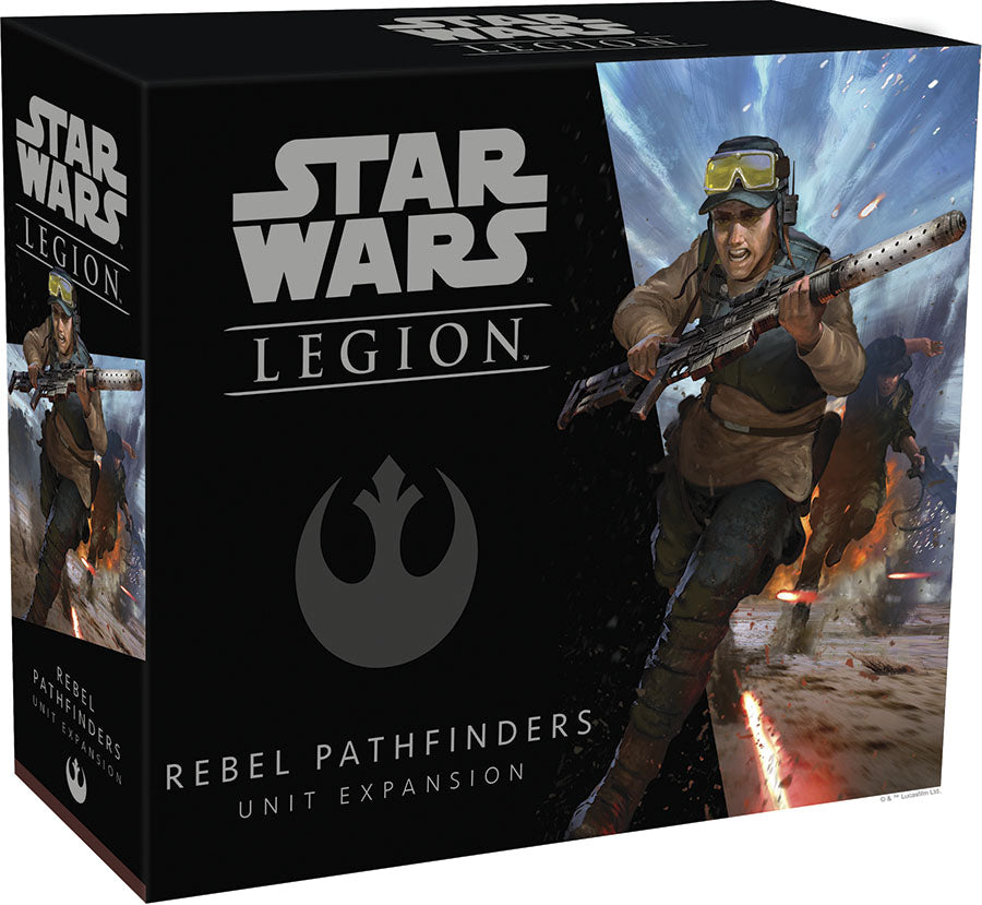 Star Wars: Legion - Rebel Pathfinders Unit Expansion | All About Games