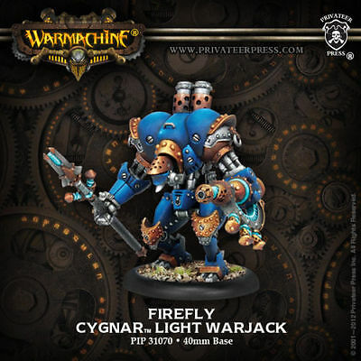 Cygnar - Firefly Light Warjack | All About Games