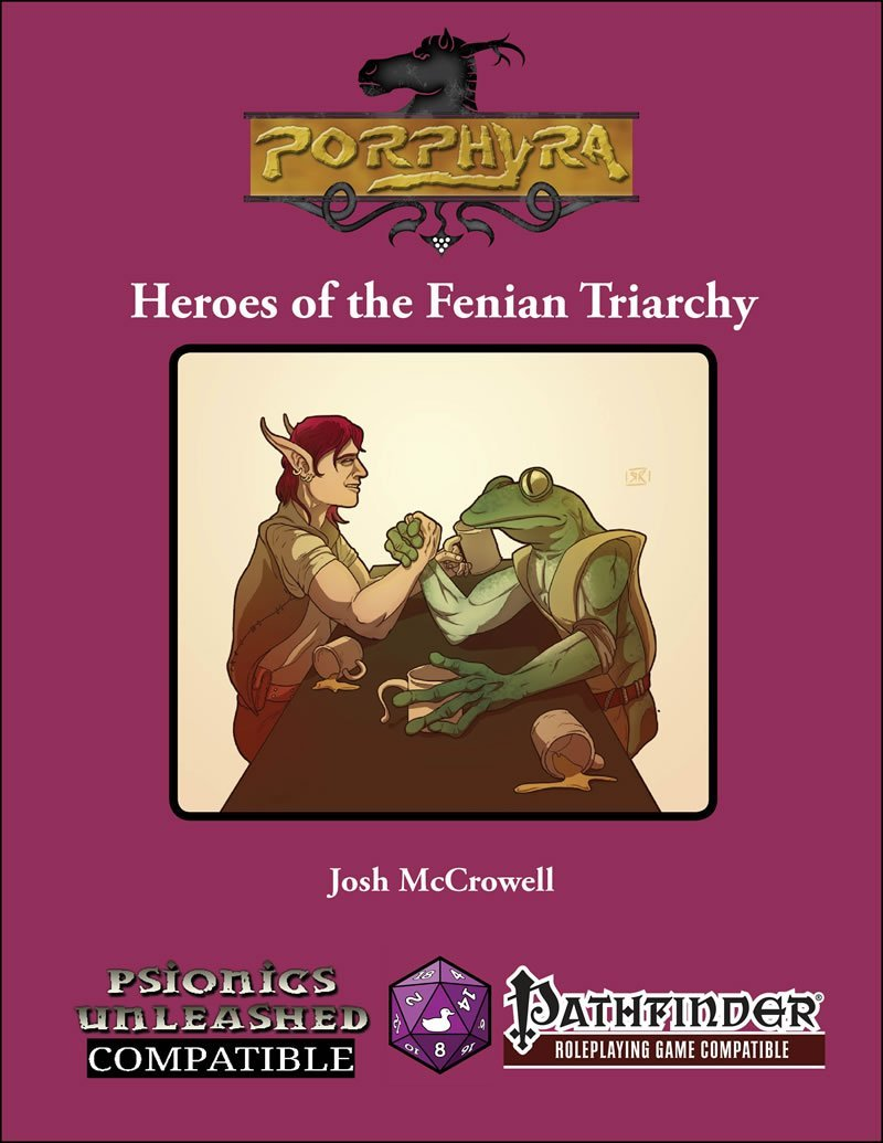 Heroes of the Fenian Triarchy | All About Games