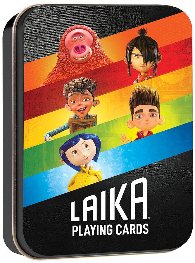 Laika Playing Cards | All About Games