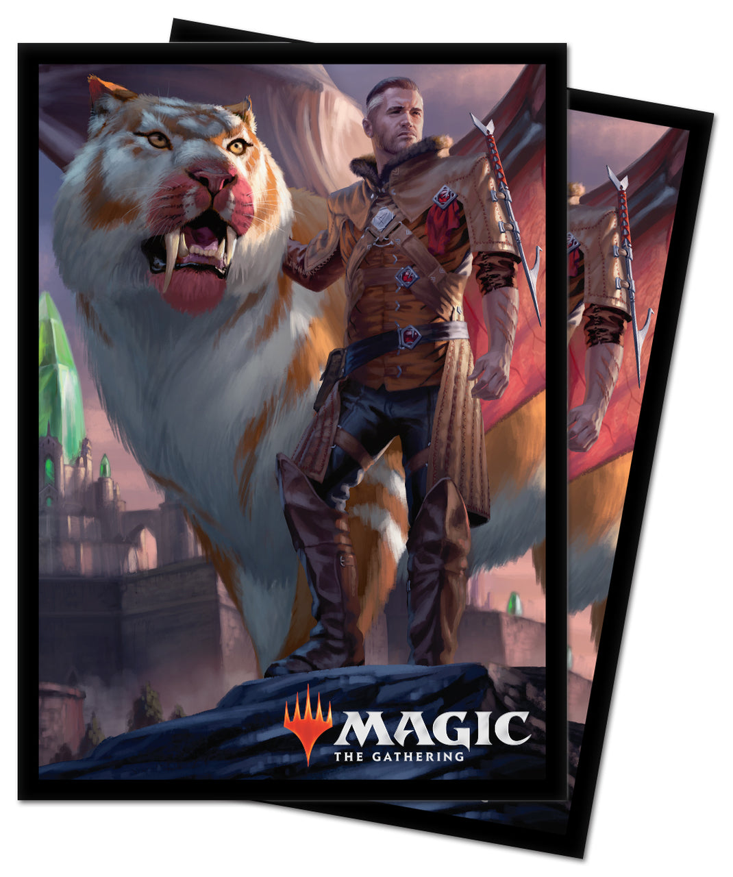 Magic the Gathering: Ikoria Deck Protector Sleeves (100) V1 | All About Games