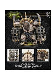 Grymkin - Cage Rager - Grymkin Heavy Warbeast | All About Games