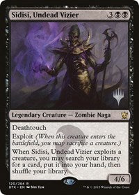 Sidisi, Undead Vizier [Promo Pack: Theros Beyond Death] | All About Games