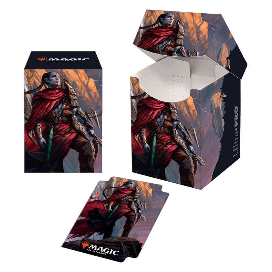 ULTRA PRO: MAGIC THE GATHERING: ZENDIKAR RISING COMBO V2 PRO 100+ DECK BOX AND 100CT SLEEVES | All About Games