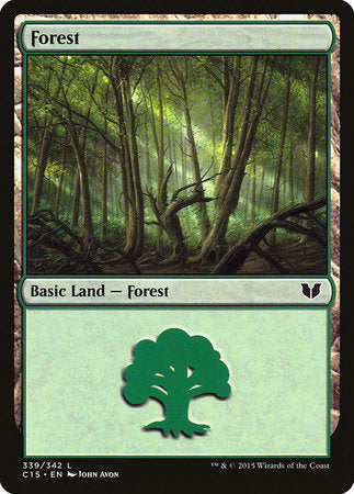 Forest (339) [Commander 2015] | All About Games