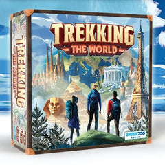 Trekking: The World | All About Games