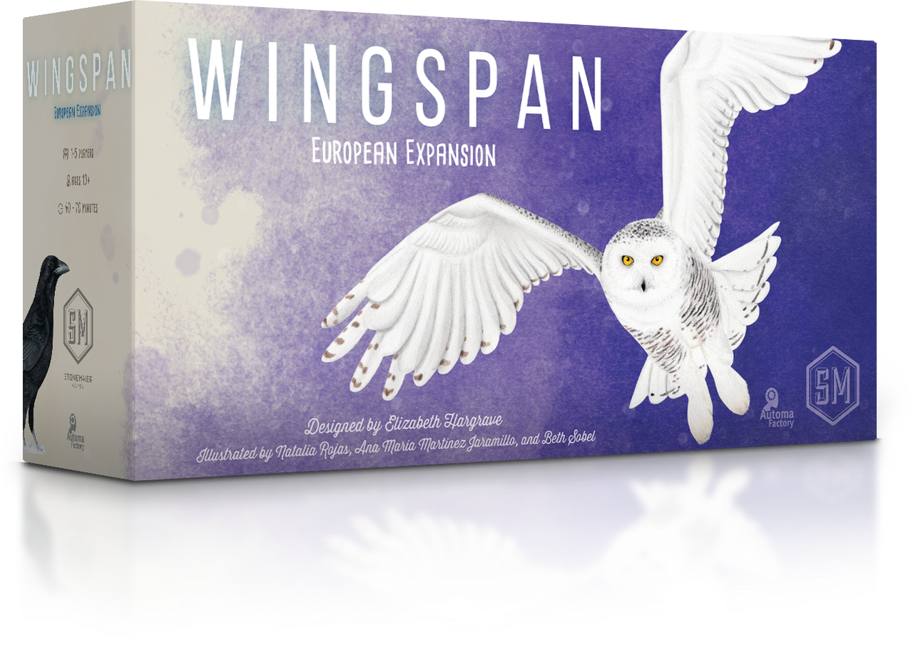 Wingspan: European Expansion | All About Games