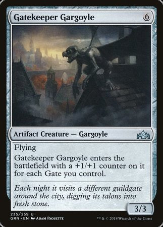 Gatekeeper Gargoyle [Guilds of Ravnica] | All About Games