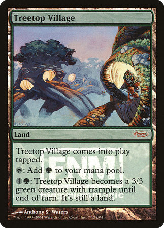 Treetop Village [Friday Night Magic 2004] | All About Games