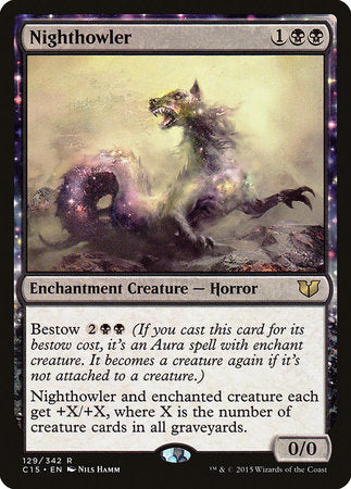 Nighthowler [Commander 2015] | All About Games